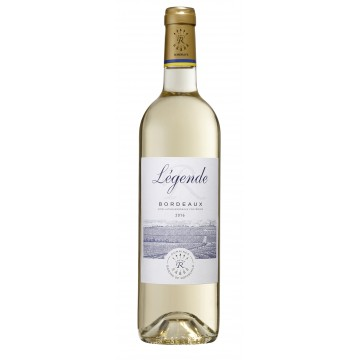 Legende Bordeaux blanc DBR Lafite