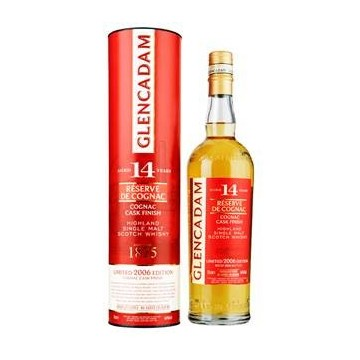 Glencadam 14 Years Old 2006 Cognac Cask