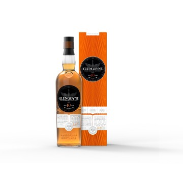 Glengoyne 10 years Highland Single Malt Scotch Whisky