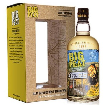 Big Peat Limited Edition A846 - 8 Years Old